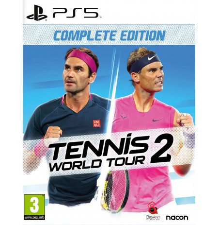 Tennis World Tour 2: Complete Edition
