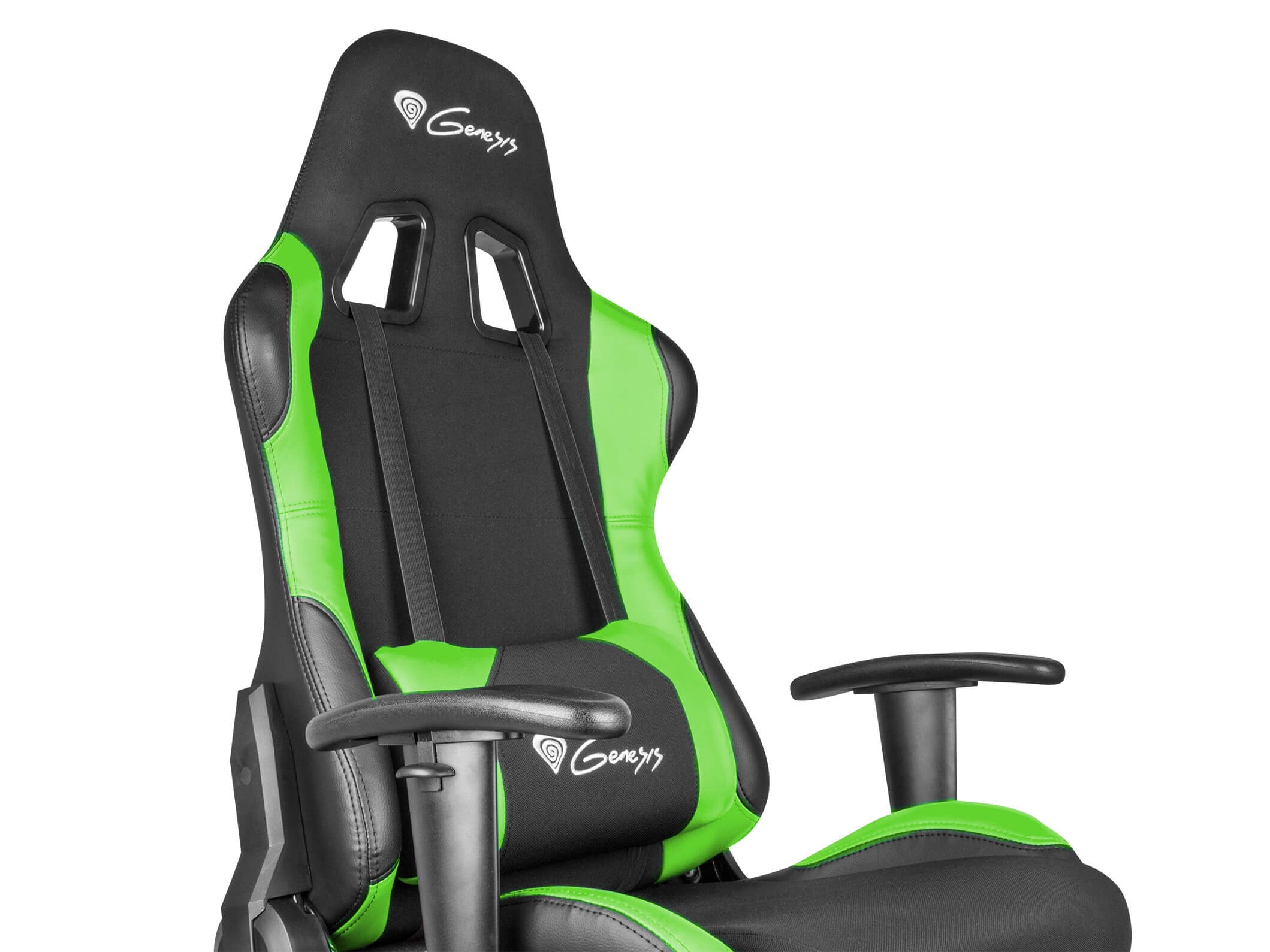 GAMING CHAIR GENESIS NITRO 550 BLACK-GREEN