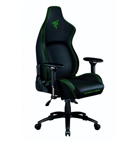 RAZER Iskur juoda/žalia ergonominė kėdė