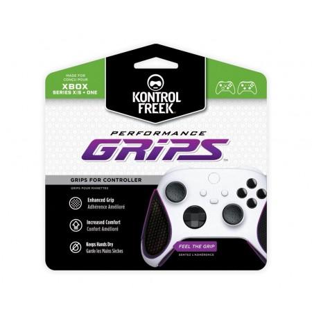 Kontrol Freek Xbox pultelio grubaus paviršiaus lipdukai PERFORMANCE GRIPS