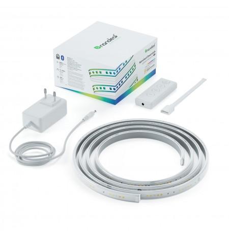 Nanoleaf Essentials Light Strips Starter Kit 2 metrai | 1600Lm, 30W, 120V-240V