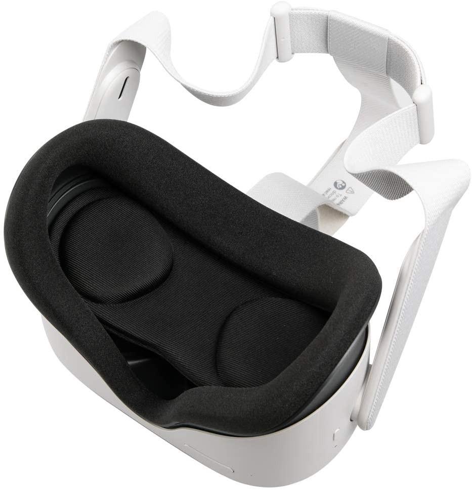 NEWZEROL lęšių apsauga Oculus Quest/Quest 2/Rift/Go/Valve index VR