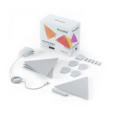 Nanoleaf Shapes Triangles Starter Kit (4 šviesos)
