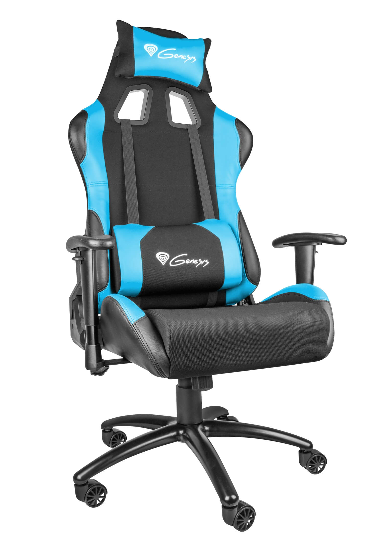GAMING CHAIR GENESIS NITRO 550 BLACK-BLUE