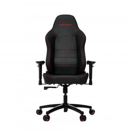 VERTAGEAR Racing series PL1000 juoda-raudona ergonominė kėdė