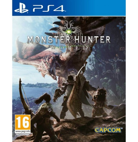 Monster Hunter: World Steelbook