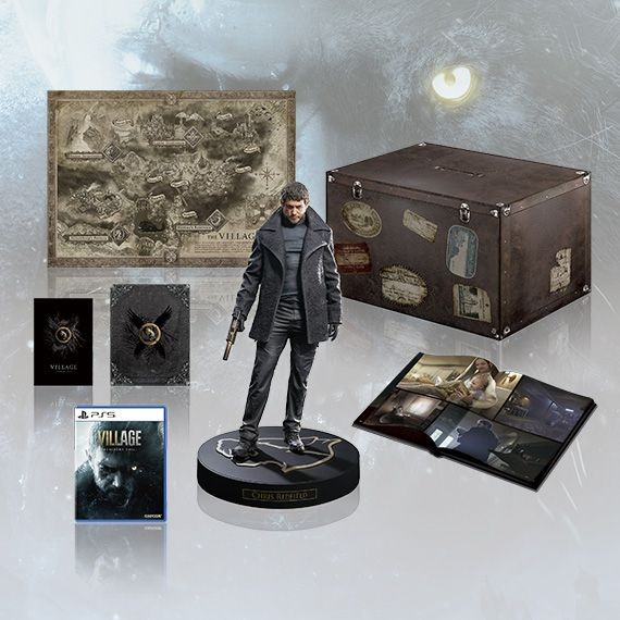 Resident Evil 8 Village Collector's Edition