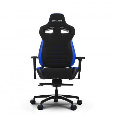 VERTAGEAR Racing series PL4500 juoda-mėlyna ergonominė kėdė