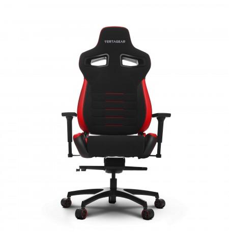 VERTAGEAR Racing series PL4500 juoda-raudona ergonominė kėdė