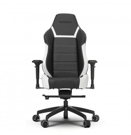 VERTAGEAR Racing series PL6000 juoda-balta ergonominė kėdė