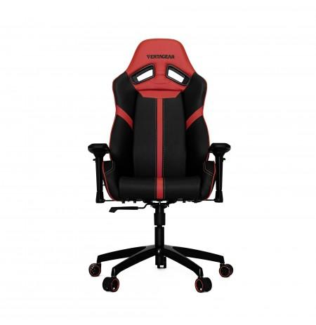 VERTAGEAR Racing series SL5000 juoda-raudona ergonominė kėdė