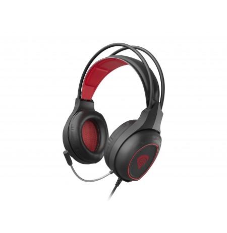 GENESIS RADON 300 laidinės ausinės | USB
