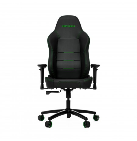 VERTAGEAR Racing series PL1000 black-green gaming chair