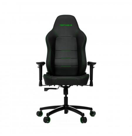 VERTAGEAR Racing series PL1000 juoda-žalia ergonominė kėdė