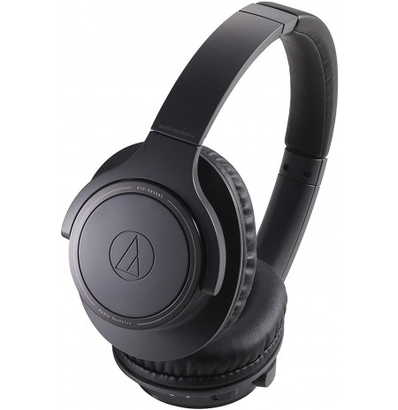 Audio Technica ATH-SR30BT belaidės ausinės (Black) | Bluetooth