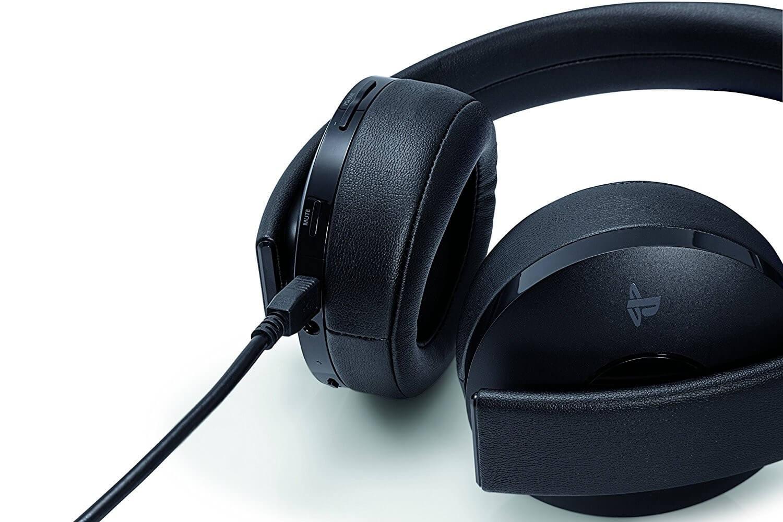 Sony PlayStation 4 Gold belaidės ausinės