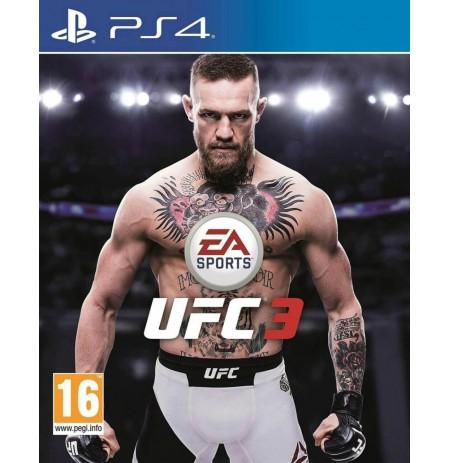 EA Sports UFC 3 PS4
