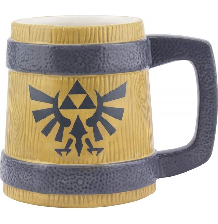 Zelda - Hyrule Crest puodelis