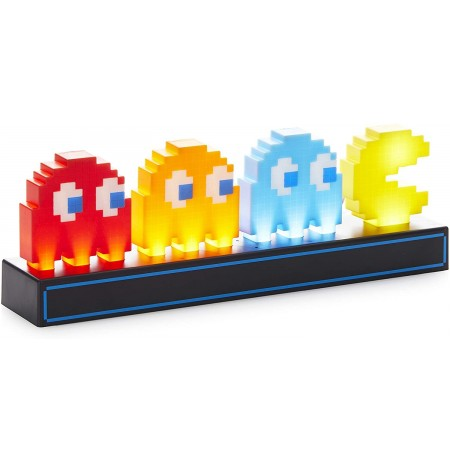 Pac Man and Ghosts Light 20cm