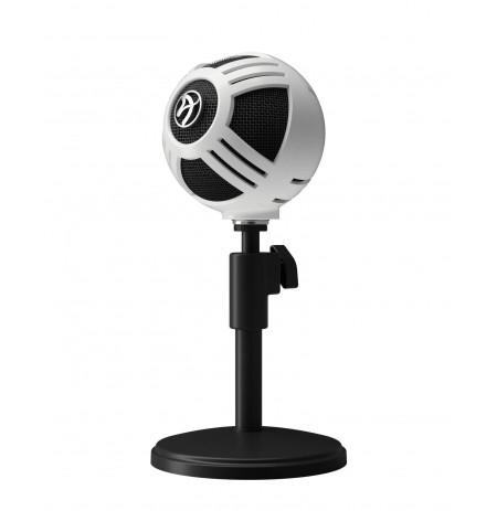 Arozzi Sfera baltas kondensatorinis mikrofonas