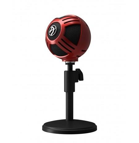 Arozzi Sfera raudonas kondensatorinis mikrofonas