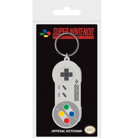 Nintendo (SNES Controller) guminis pakabukas