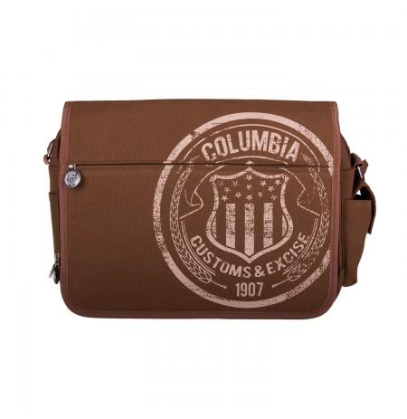 "Bioshock ""Columbia"" messenger bag"