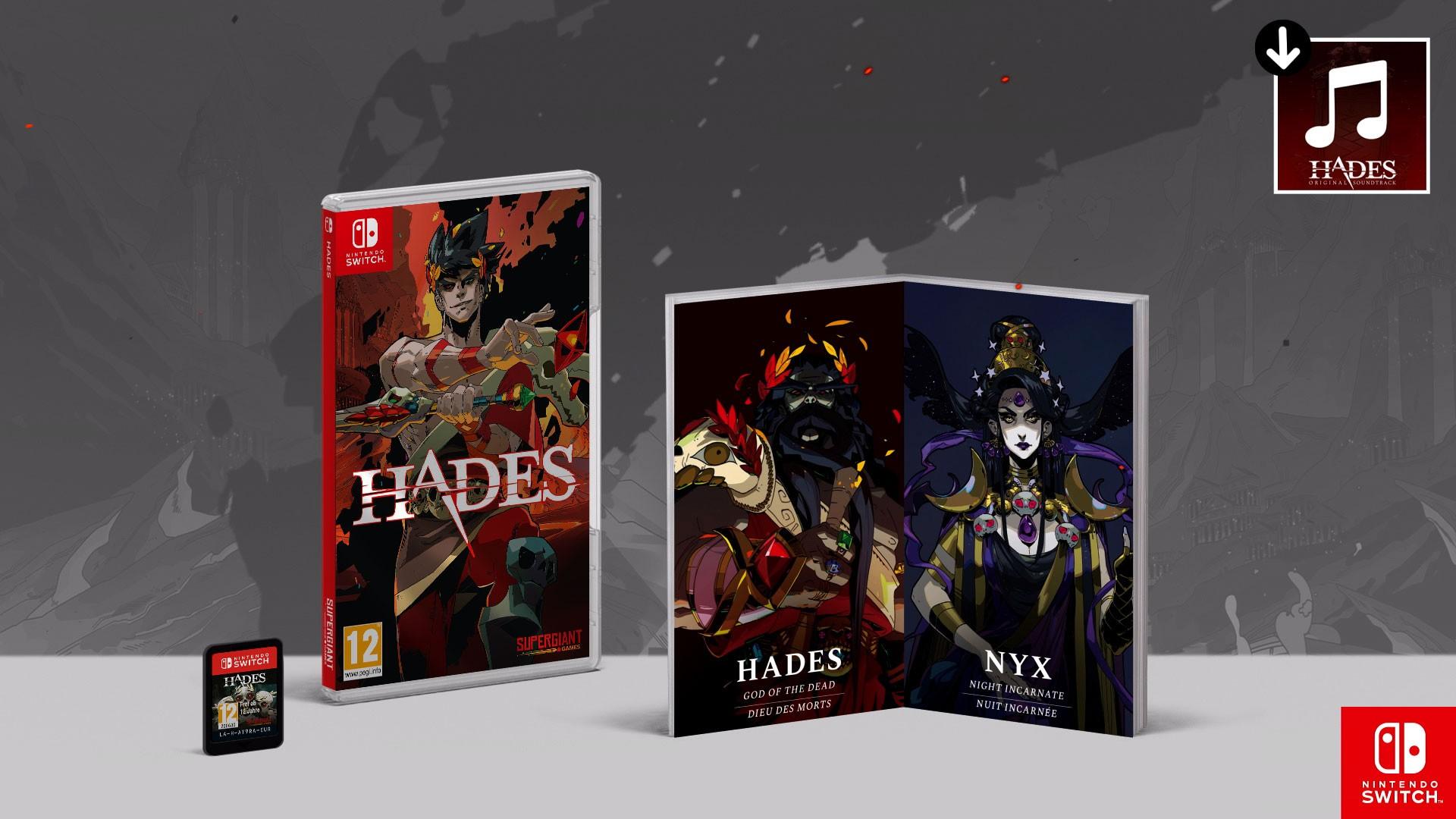 Hades Collector's Edition