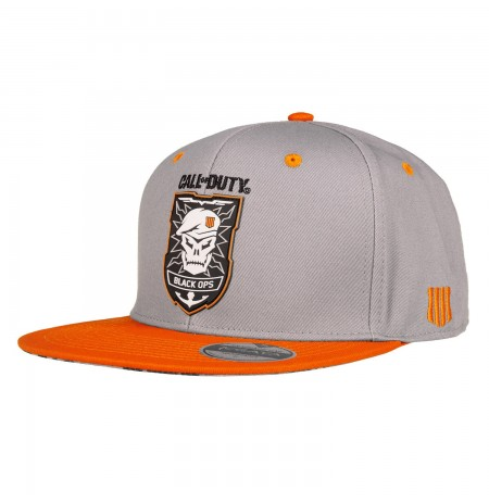 """Call of Duty: Black Ops 4 """"Patch"""" Snapback Cap"""