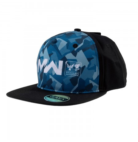 "Call of Duty Modern Warfare ""Logo"" Snapback Cap"
