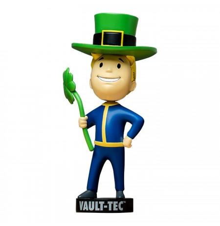 """Fallout Vault 76 S.P.E.C.I.A.L. bobblehead """"Luck"""""""