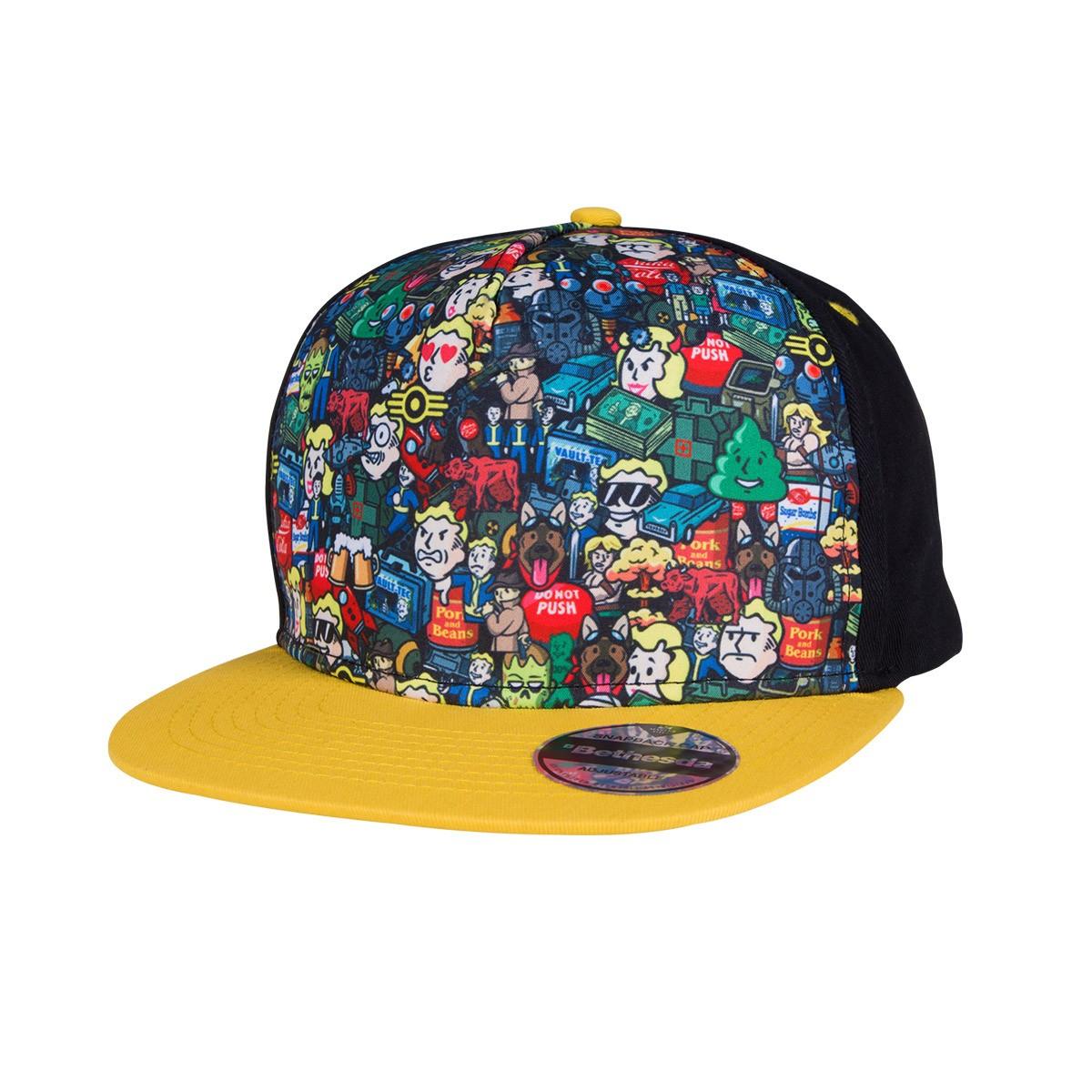 "Fallout ""Emoji"" kepurėlė"