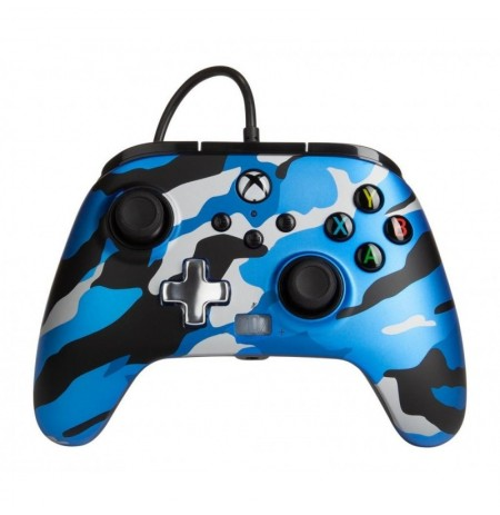 PowerA Enhanced Wired Controller For Xbox Series X*S - Blue Camo