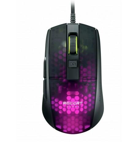 Roccat Burst Pro juoda optinė laidinė žaidimų pelė