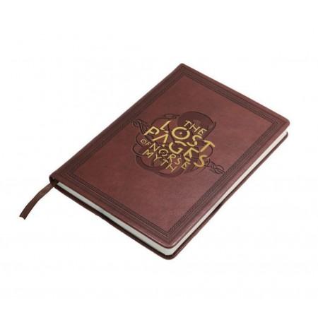 """God of War """"The Lost Pages of Norse Myth"""" užrašų knygutė"""