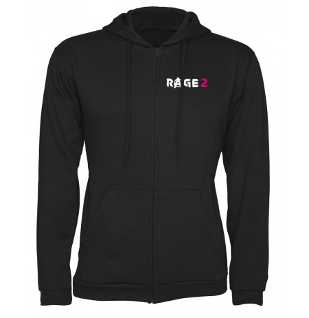 "Rage 2 ""Anarchy"" Zip-Up HOODIE 