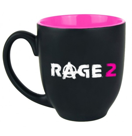 """Rage 2 """"Logo"""" Two Color puodelis"""