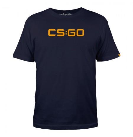 "Counter-Strike Global Offensive ""Logo"" marškinėliai | M Dydis"
