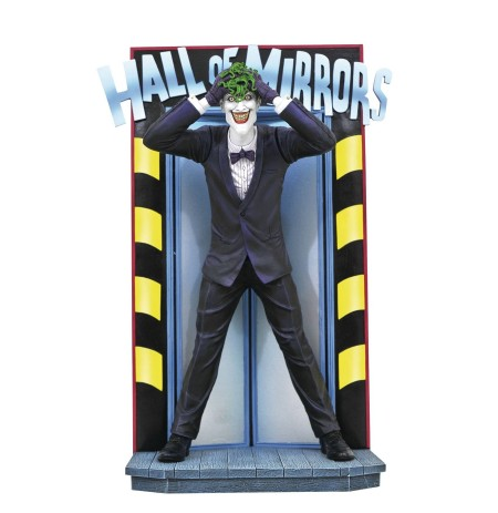 DC Gallery Joker The Killing Joke statue | 25cm