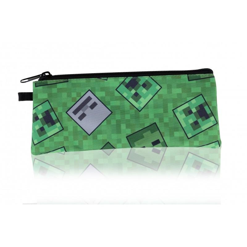 Minecraft kuprinė + priedai