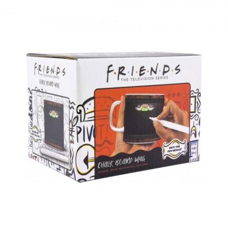 "FRIENDS ""Central Perk"" Chalkboard puodelis"