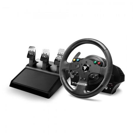 Thrustmaster Force Feedback TMX Pro steering wheel + T3PA pedals | XONE, XSX, PC