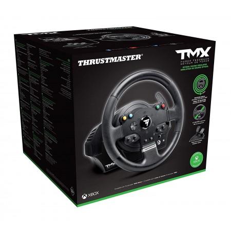 Thrustmaster Force Feedback TMX Pro vairas + T3PA pedalai   XONE, XSX, PC