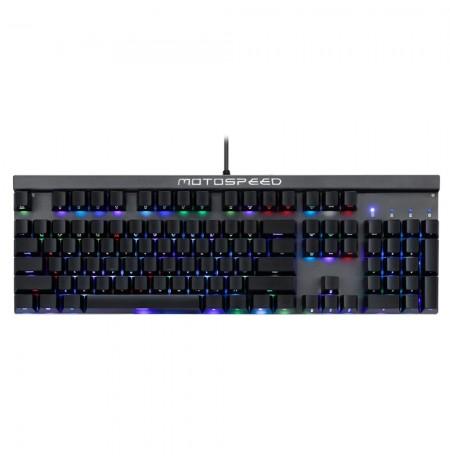 MOTOSPEED CK103 mechanical keyboard (US, RED switch)
