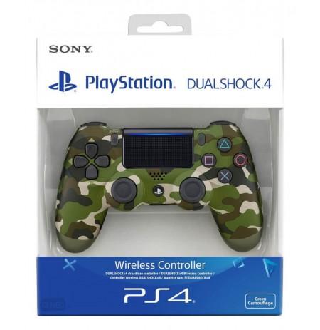 Sony PlayStation DualShock 4 V2 valdiklis - Green Camo XBOX