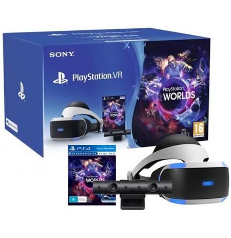 Virtualios realybės akiniai Sony PlayStation VR (V2) su PS4