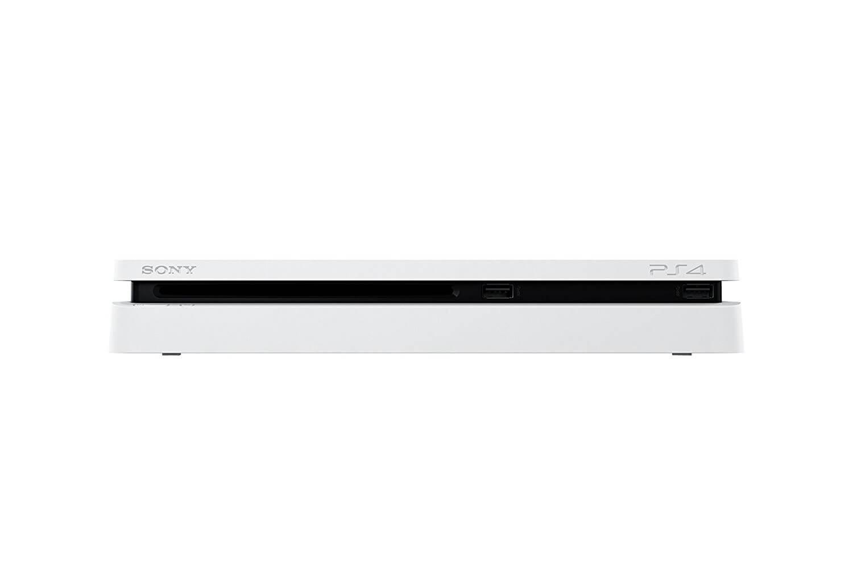 Žaidimų konsolė SONY PlayStation 4 (PS4) Slim 500GB (balta)