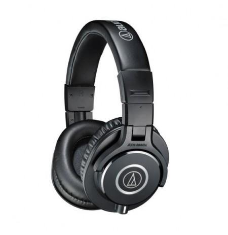 Audio Technica ATH-M40X wired headphones (Black) 3.5mm / 4.4mm