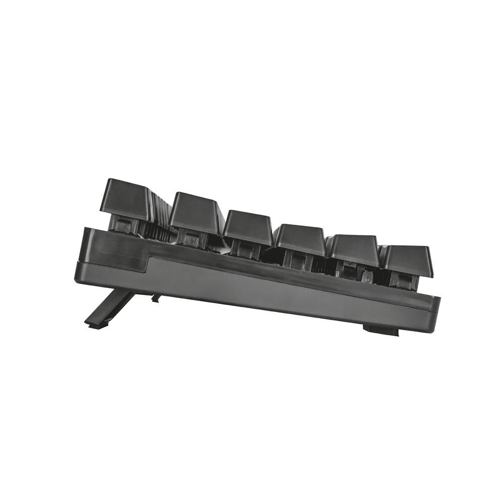 TRUST GXT 838 AZOR klaviatūros ir pelės rinkinys | EE išdėstymas
