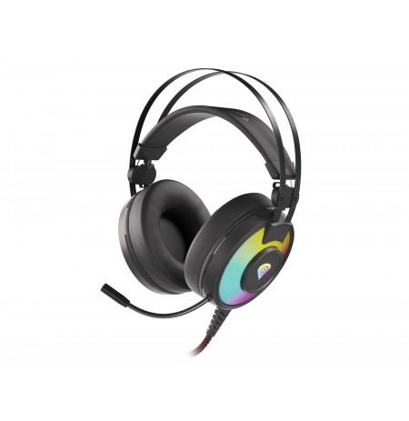 GENESIS NEON 600 RGB laidinės ausinės | 3.5mm
